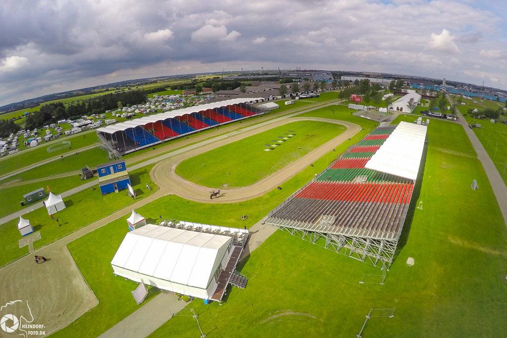 The VM2015 area